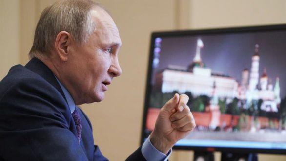 Putin se ha vacunado contra el coronavirus, según el Kremlin