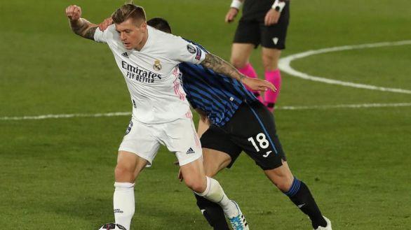 Más lesiones en el Real Madrid: Kroos y Valverde, con problemas musculares