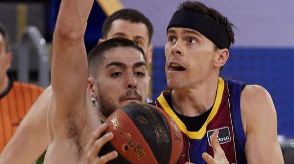 ACB. El Barcelona vuela a ritmo de récord |98-68