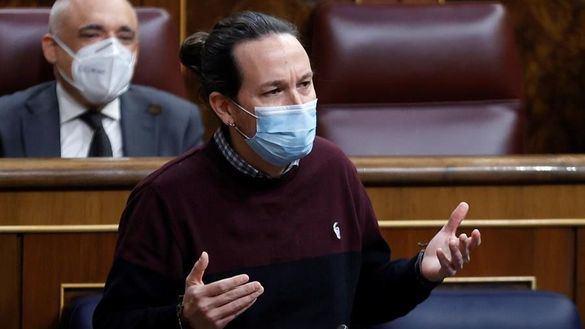 Iglesias se despide del Congreso anunciando que denunciará a García Egea por cohecho