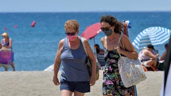 Los españoles viajaron un 47,6% menos en 2020 y recortaron el gasto un 56%