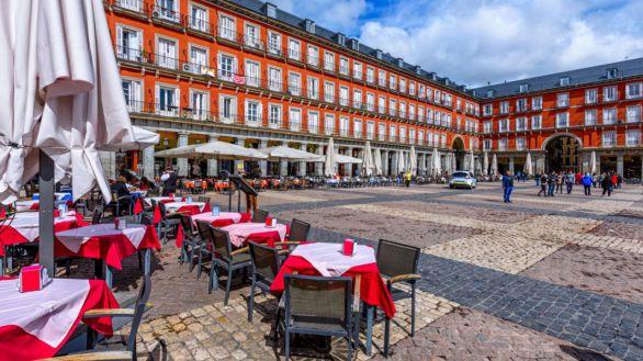 La contratación en hostelería cae un 75% desde julio en España