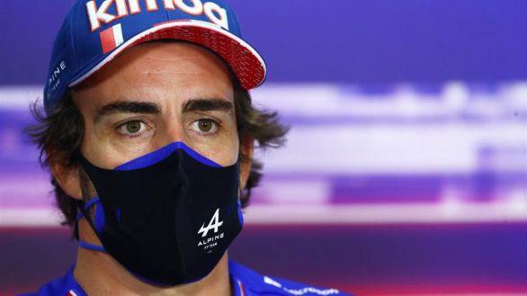 GP Bahréin. Alonso no está para bromas: enfrenta a las críticas desde el primer día