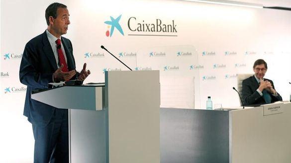 CaixaBank culmina los trámites legales de la fusión con Bankia