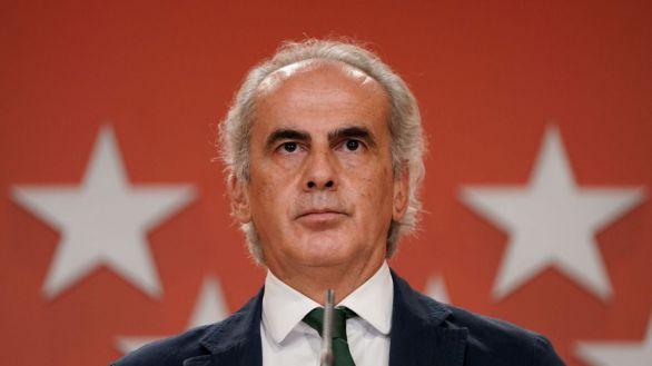 Ruiz Escudero, número dos en la lista de Díaz Ayuso