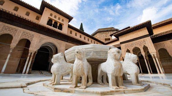 La Alhambra recupera los dos accesos a los Palacios Nazaríes tras una rehabilitación de 670.000 euros