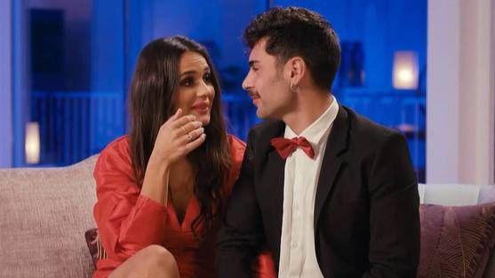 Hugo pide matrimonio a Lara en La Isla de las Tentaciones