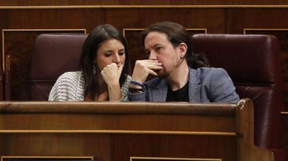 Iglesias y Montero disparan su patrimonio por encima de Pedro Sánchez