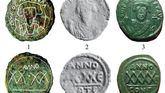 Hallada en Ceuta la primera moneda de la época bizantina, acuñada entre el 602 y 610