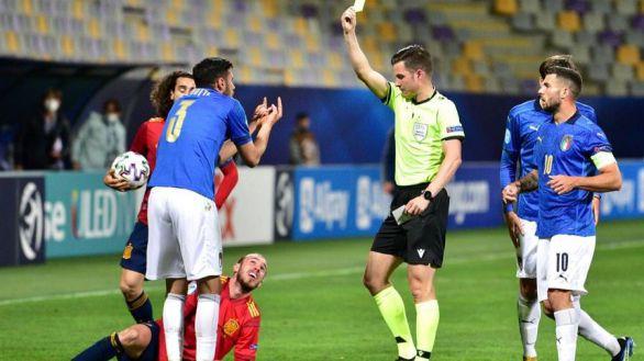 Europeo sub21. España choca con la Italia más italiana   0-0