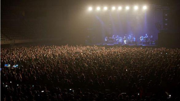 Polémica por un masivo concierto en Barcelona con permiso de la Generalidad