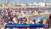 Almeida y Cantó denuncian a TVE por culpar a Ayuso de la multitud en la Barceloneta