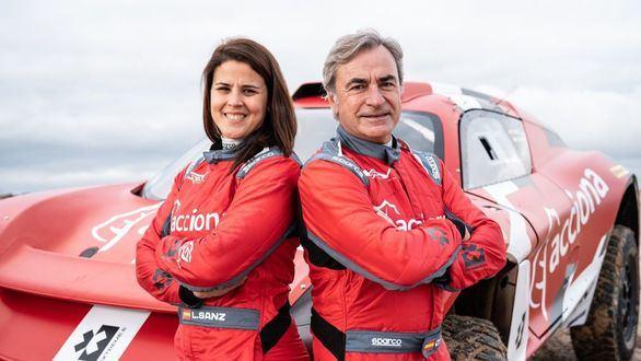 Santander Private Banking patrocinará el equipo de Carlos Sainz y Laia Sanz en Extreme E