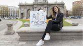 Sofía Miranda, concejala de Deportes del Ayuntamiento de Madrid.