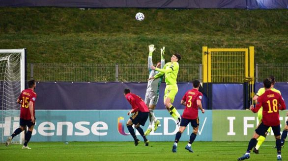 Europeo sub21. España sufre pero tumba a los checos y accede a cuartos de final   2-0