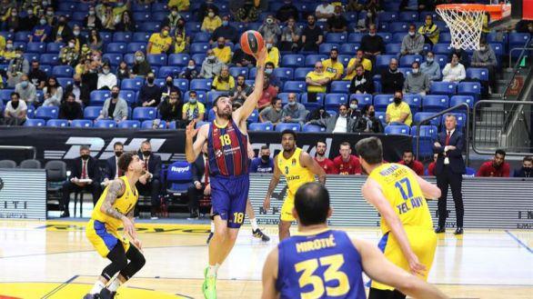 Euroliga. Mirotic la lía y el Barcelona da un paso atrás | 99-94