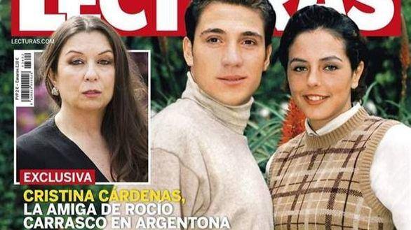 Habla la amiga íntima de Rocío Carrasco: