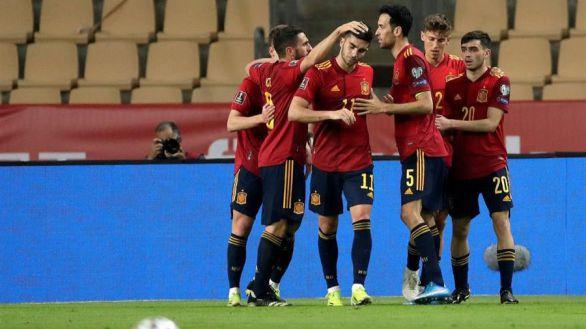 Clasificatorio Catar 2022. España tampoco seduce ante Kosovo | 3-1