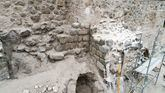 Descubiertas en Toledo tres torres y 30 metros de muralla del califato Omeya