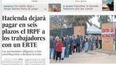 Las portadas de los periódicos de este viernes 2 de abril