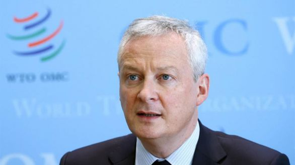 El ministro de Economía francés, Bruno Le Maire