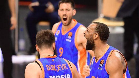 Euroliga. El Valencia mantiene abierto el sueño del top-8 |86-90