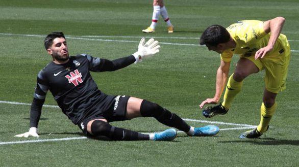 El Villarreal aparta al Granada de su camino | 0-3