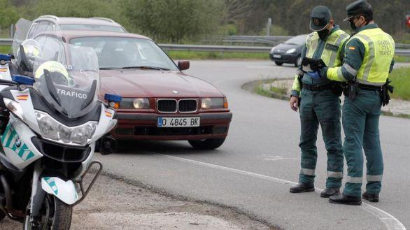 La Guardia Civil ha impuesto más de 5.000 sanciones desde el míércoles