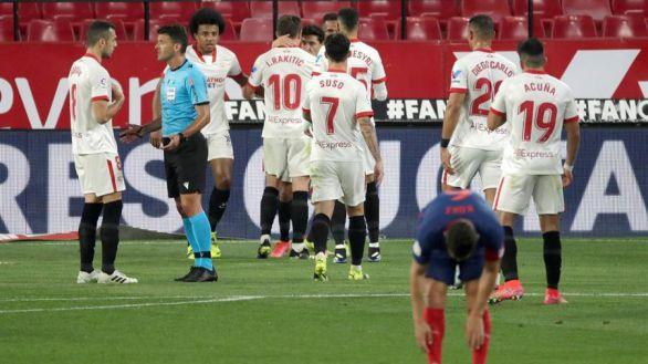 Ni Oblak salva a un Atlético venido a menos en Sevilla | 1-0
