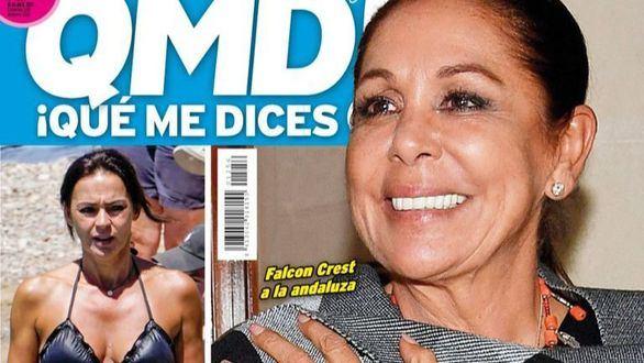 Isabel Pantoja, dispuesta a contar su verdad como Rocío Carrasco