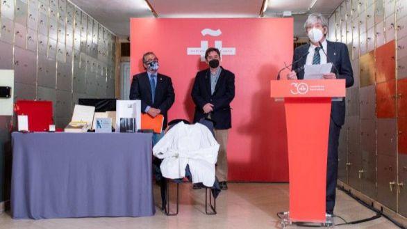 El legado 'in memoriam' de Luis Rosales llega al Instituto Cervantes
