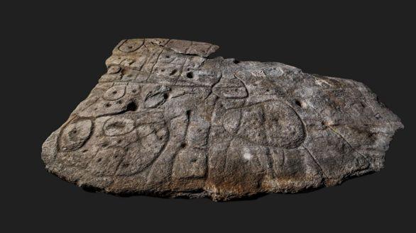 Descubren en la Bretaña francesa el mapa en relieve más antiguo de Europa