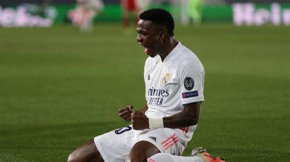 El Real Madrid se reivindica frente al Liverpool | 3-1