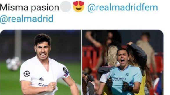 Misa, portera del Real Madrid, sufre acoso machista y el fútbol la defiende con todo