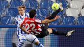 Athletic y Real Sociedad empatan con una traca final formidable | 1-1