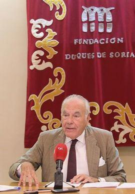 Fallece Rafael Benjumea, presidente de la Fundación Duques de Soria