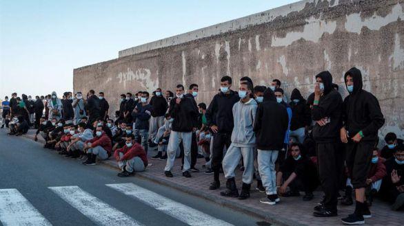 Canarias deportará a los inmigrantes que participen en altercados: