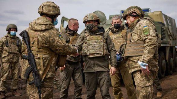 Rusia amenaza con intervenir en Ucrania si Kiev organiza una