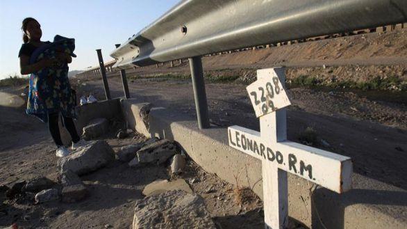 Las detenciones de ilegales en la frontera entre EEUU y México alcanzan su máximo en 20 años
