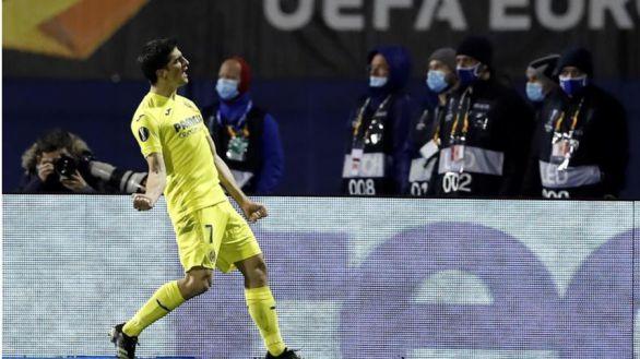 Noche agridulce para Villarreal y Granada, el Arsenal se complica y la Roma vibra