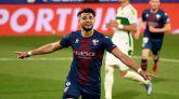 El Huesca se apoya en Rafa Mir para propulsarse | 3-1