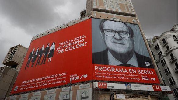 ... y pide a PSOE y Podemos que retiren la propaganda del voto por correo