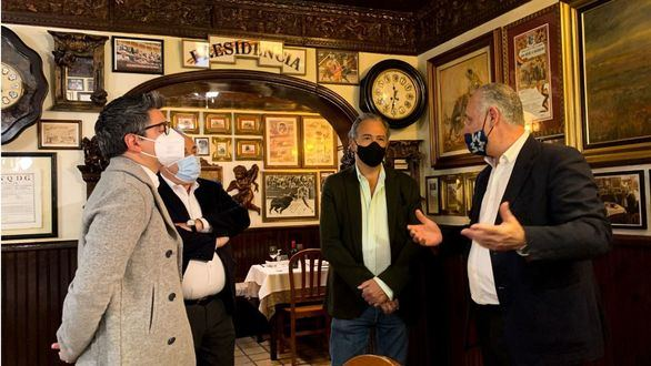 Madrid destaca el valor cultural y gastronómico de sus restaurantes centenarios