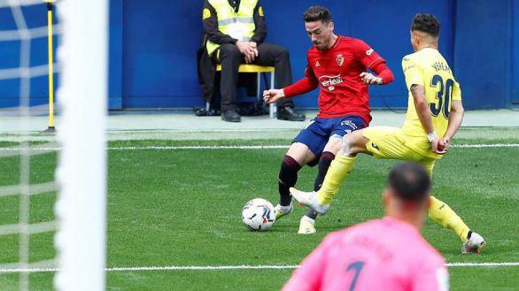El Osasuna asalta el estadio de La Cerámica | 1-2
