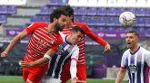 El Granada resucita a última hora en Valladolid | 1-2