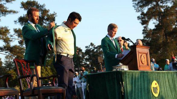 Masters de Augusta. Jon Rahm brilla y Matsuyama hace historia para Japón