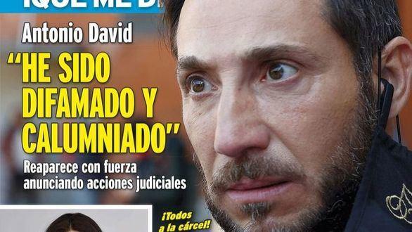 Antonio David Flores iniciará una batalla judicial contra Rocío Carrasco por calumnias