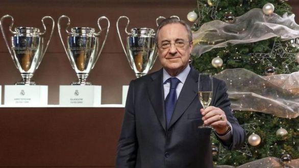 El mandato de Florentino Pérez en el Real Madrid se amplía hasta 2025