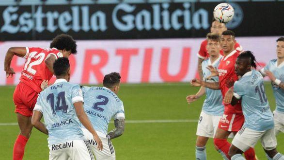 El Sevilla vence en la locura y también quiere LaLiga | 3-4