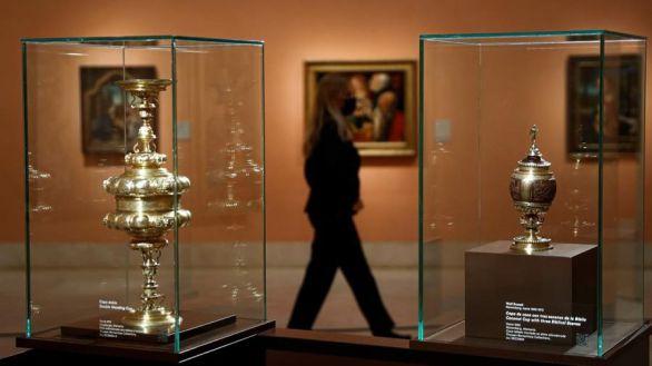 Cristal tallado y plata: el Thyssen abre una ventana al tesoro familiar